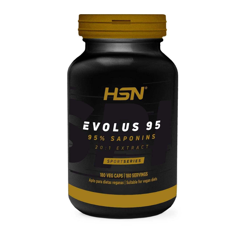 Evolus 95 180 veg caps