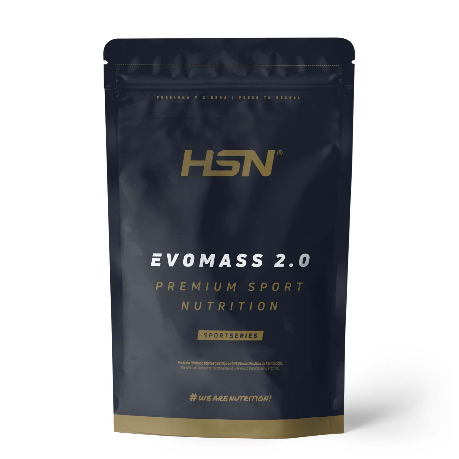 Evomass 2.0 Pack