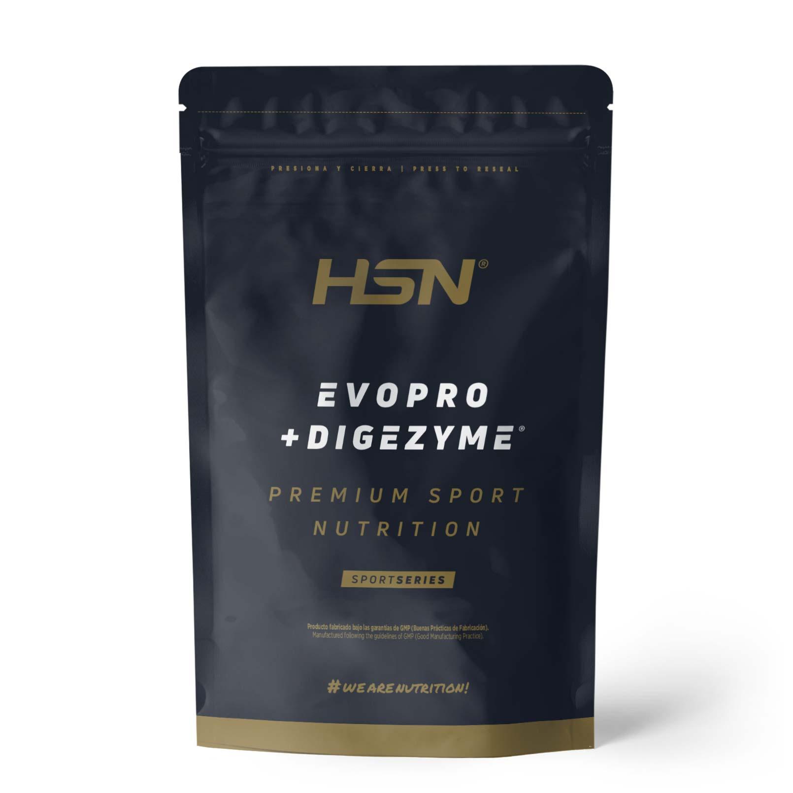 Evopro (Mezcla de proteínas premium) + Digezime