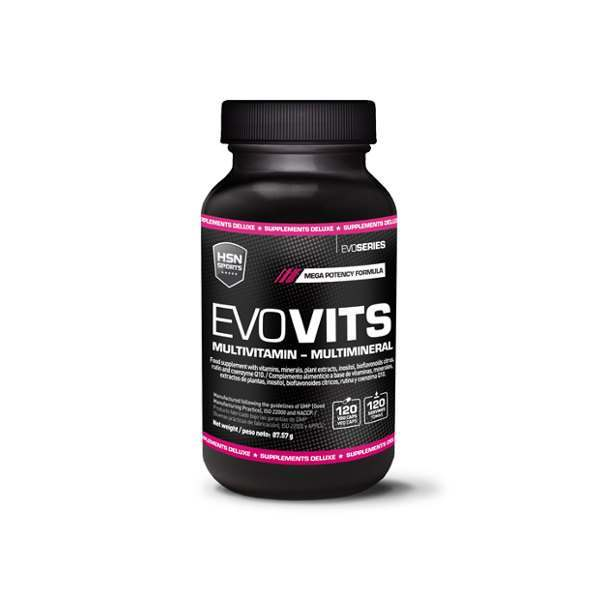 Evovits 120 veg caps