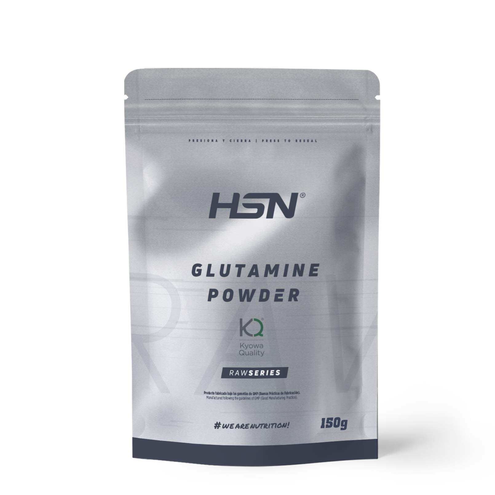 Micronized Glutamine