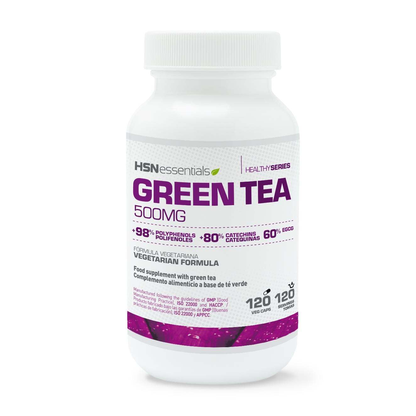 Té verde HSN Essentials
