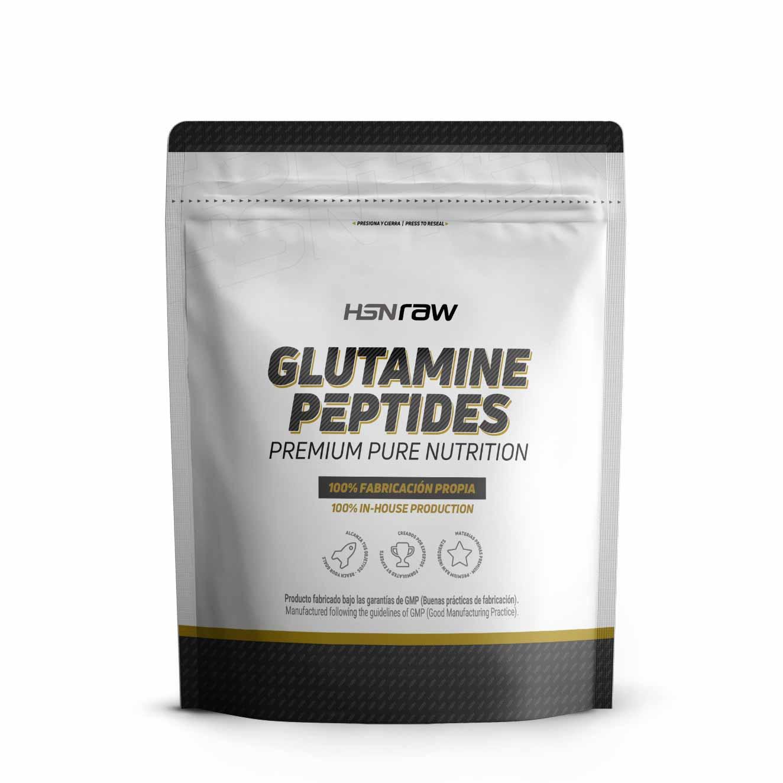 Péptidos de Glutamina 150g de HSN Raw