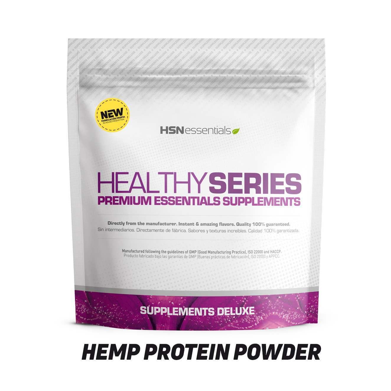 Proteína de Cáñamo en Polvo