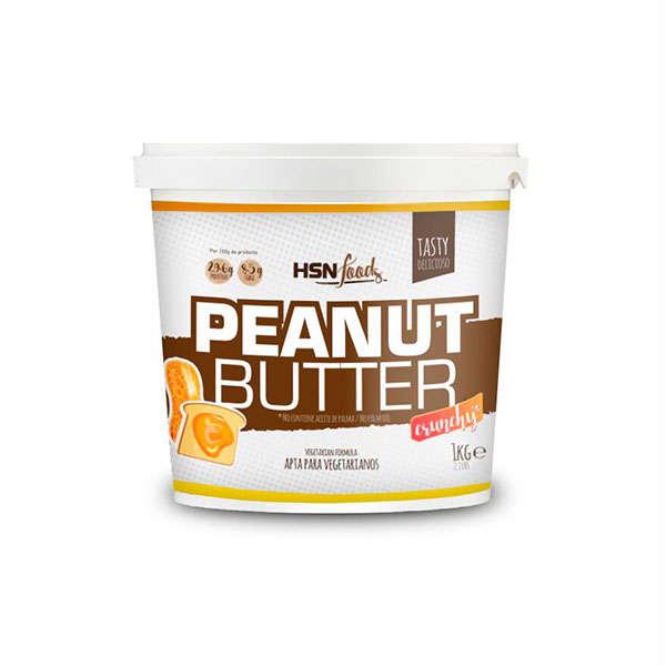 Natural Peanut Butter Crunchy 100%