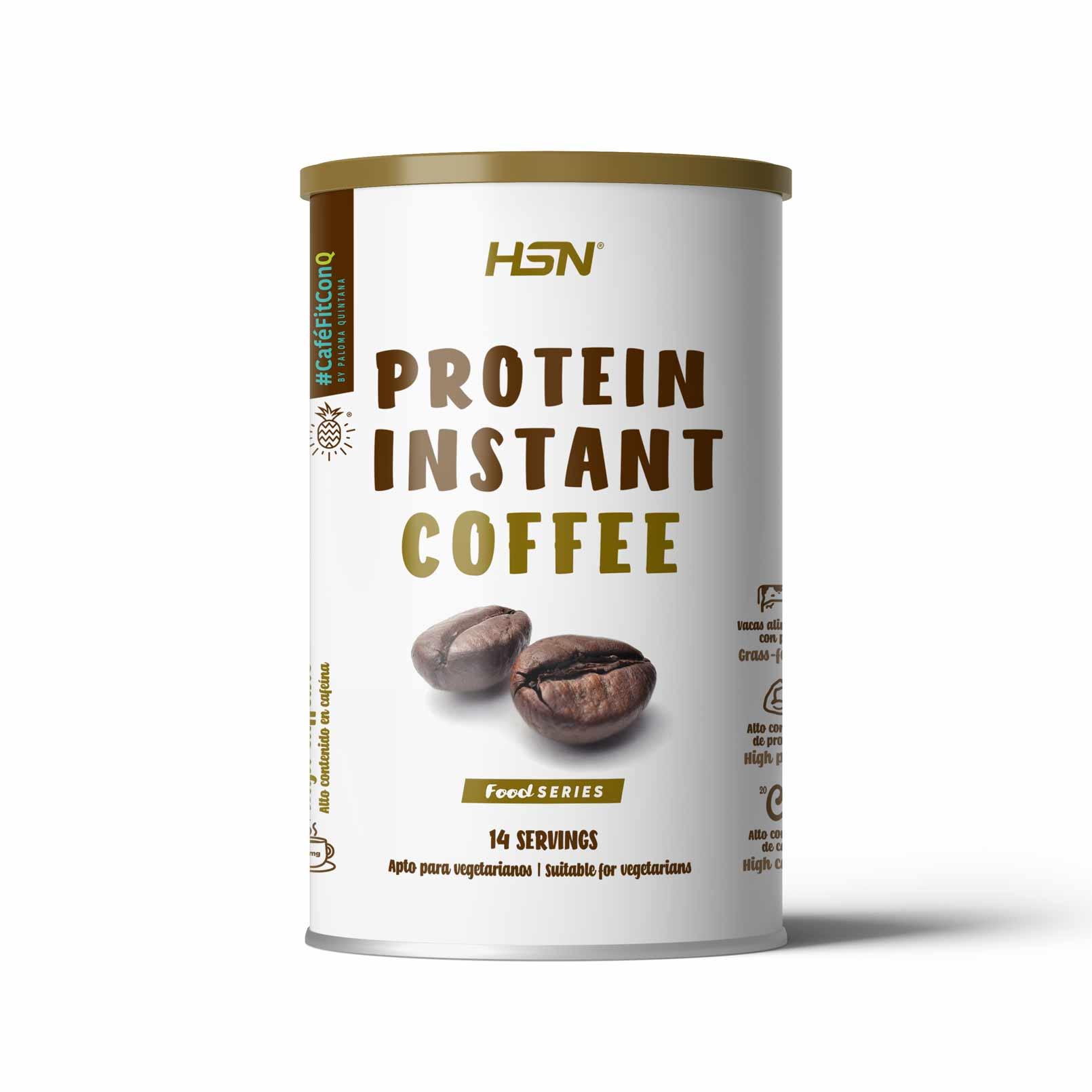 Café Proteico #CaféFitConQ