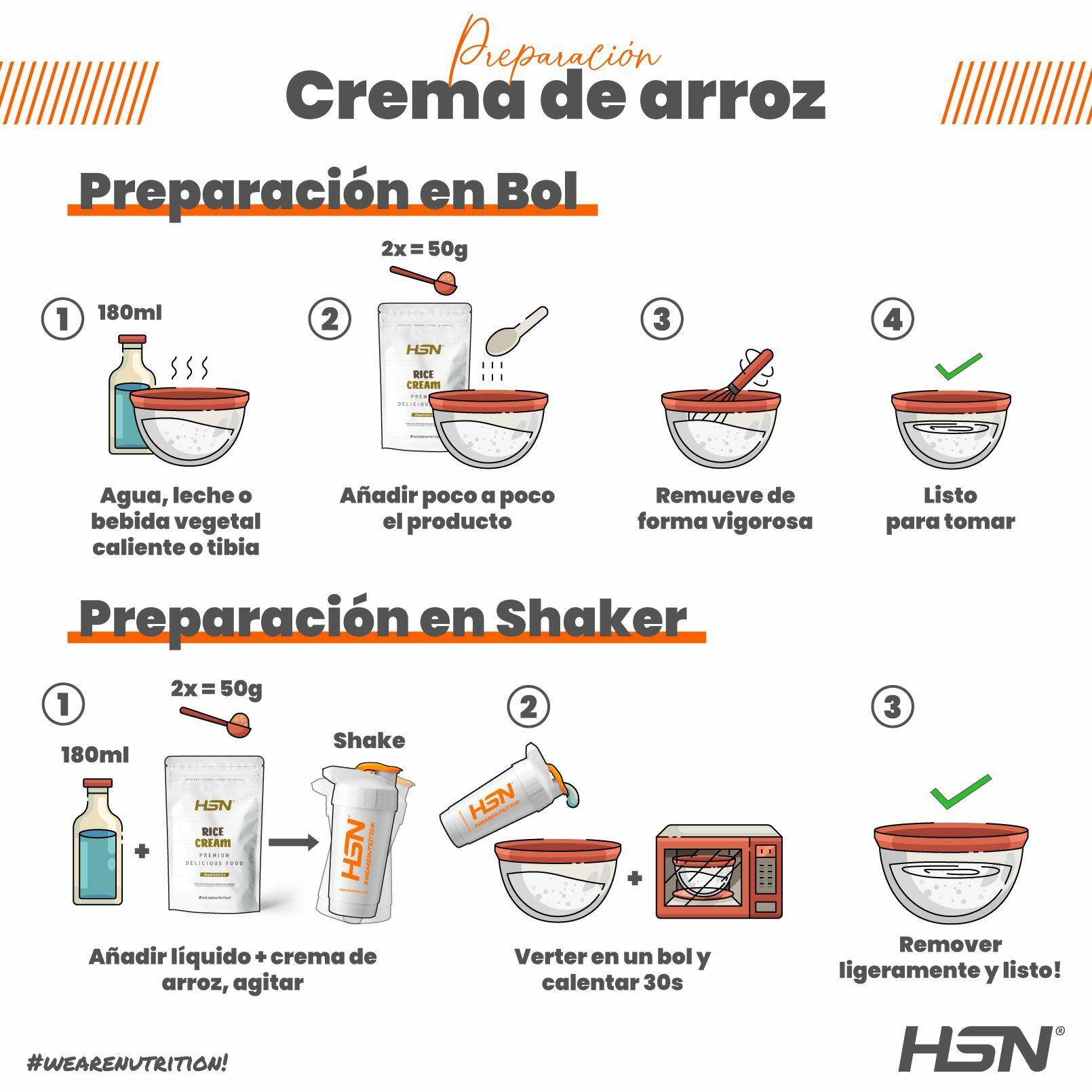 Cómo Tomar la Crema de Arroz