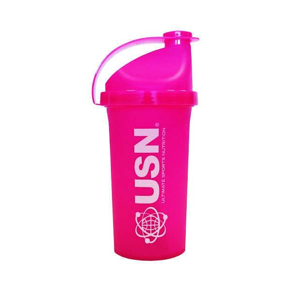 Shaker USN 500ml Rose