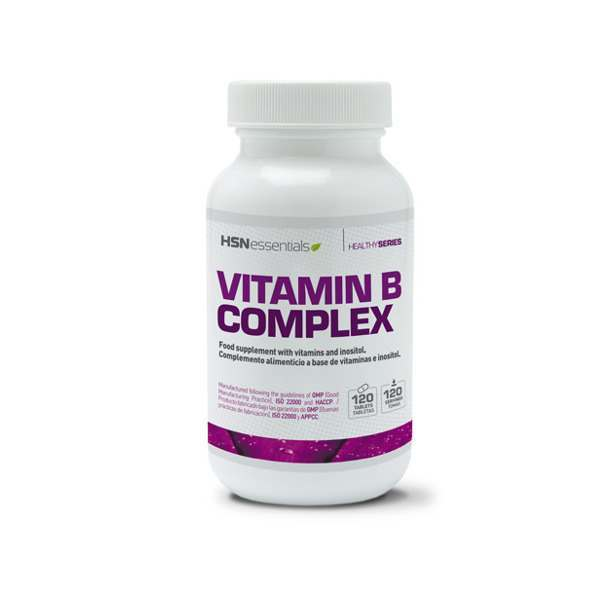 Vitamina B Complex Essential Series