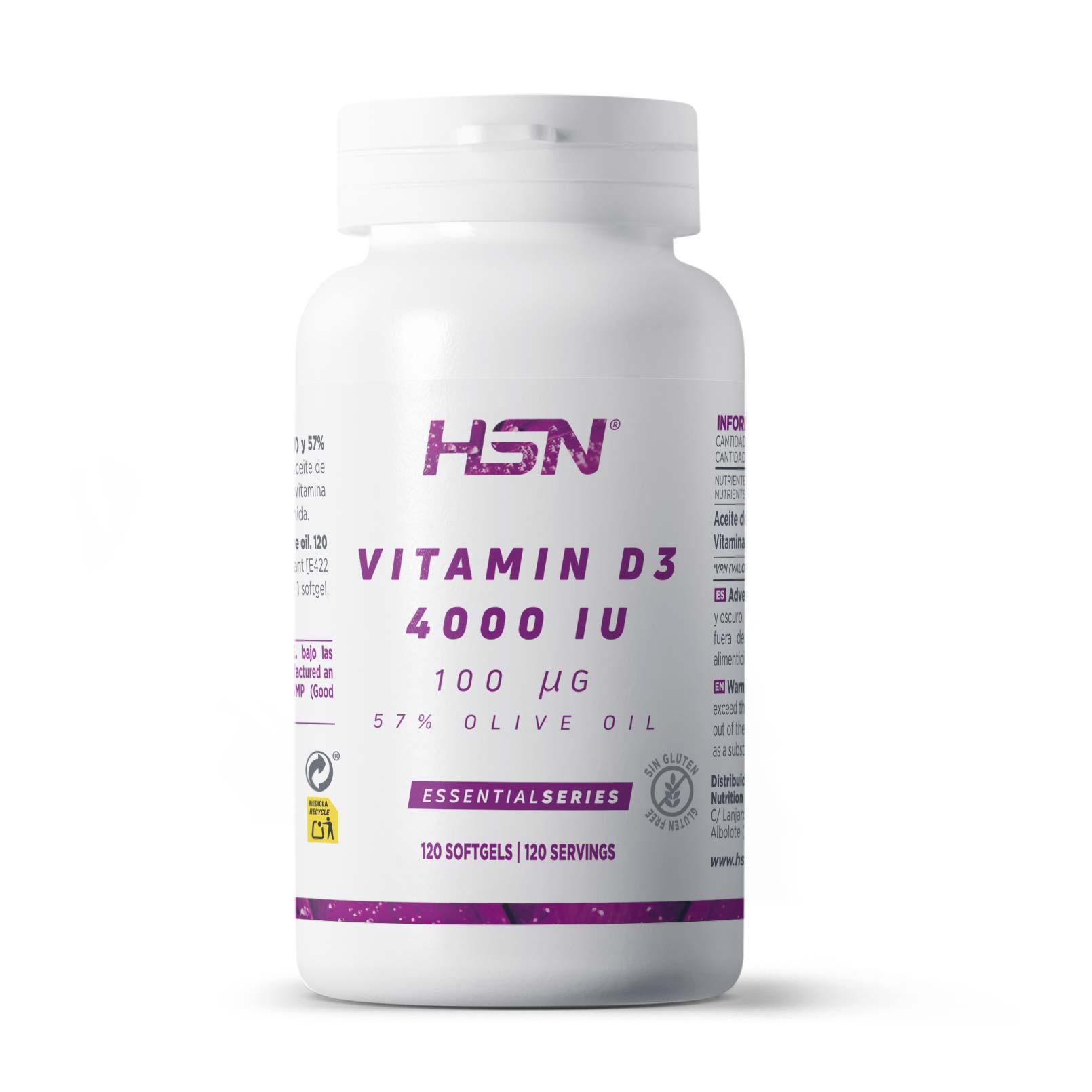 Vitamina D3 EssentialSeries