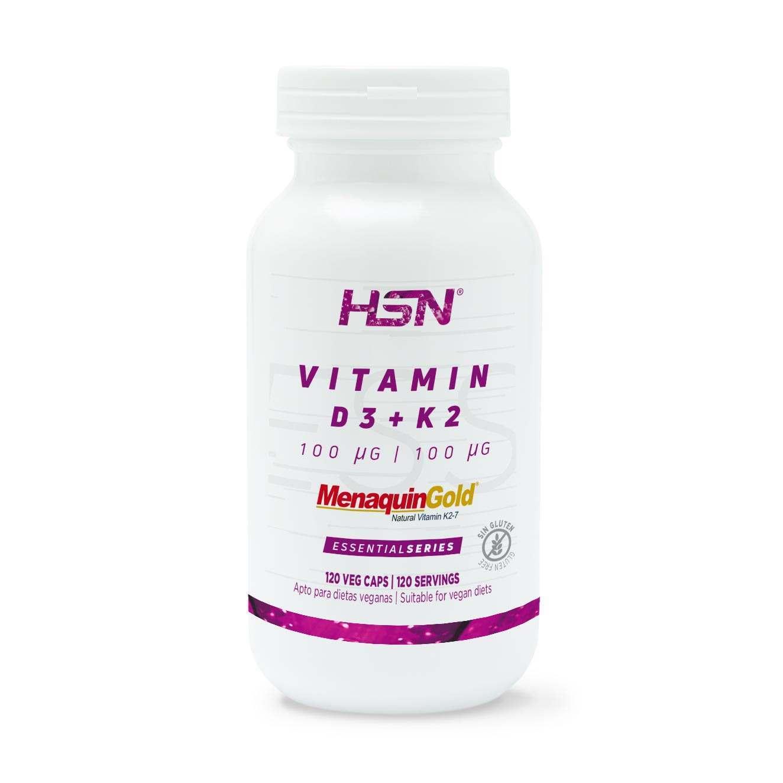 Vitamina D3 + Vitamina K2