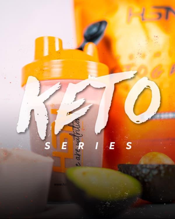 Entdecken Sie die Produkte der KetoSeries
