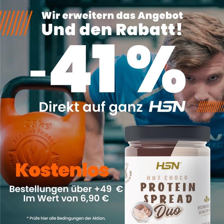 41 % HSN