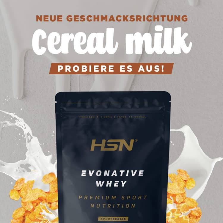 Neues Evonative Cereal Milk