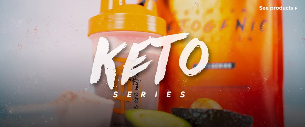 Discover KetoSeries Products