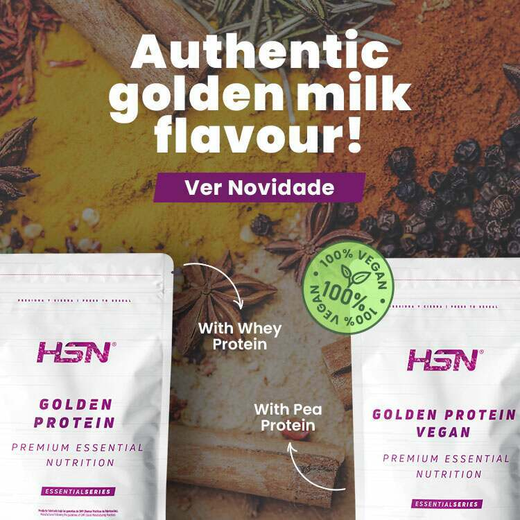 New in Golden Protein EssentialSeries