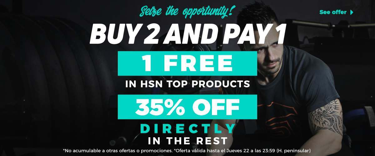 2x1 TOP & -35% HSN
