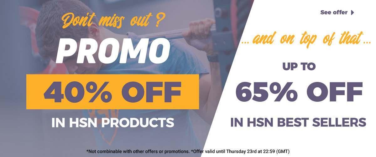-65% & 40% HSN