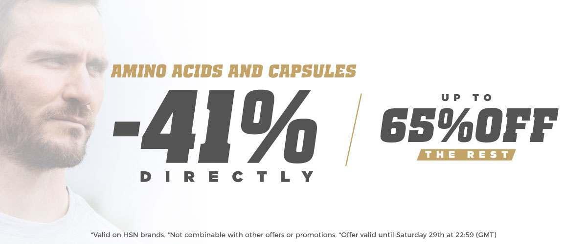 -41% & 65% HSN