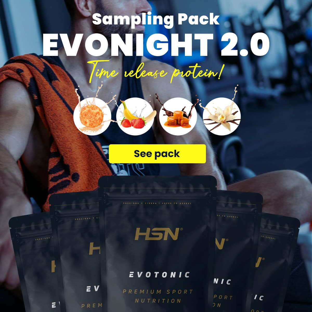 EVONIGHT 2.0- Sampling Pack