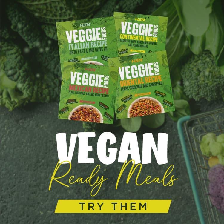 Vegan Ready Meals Try Them