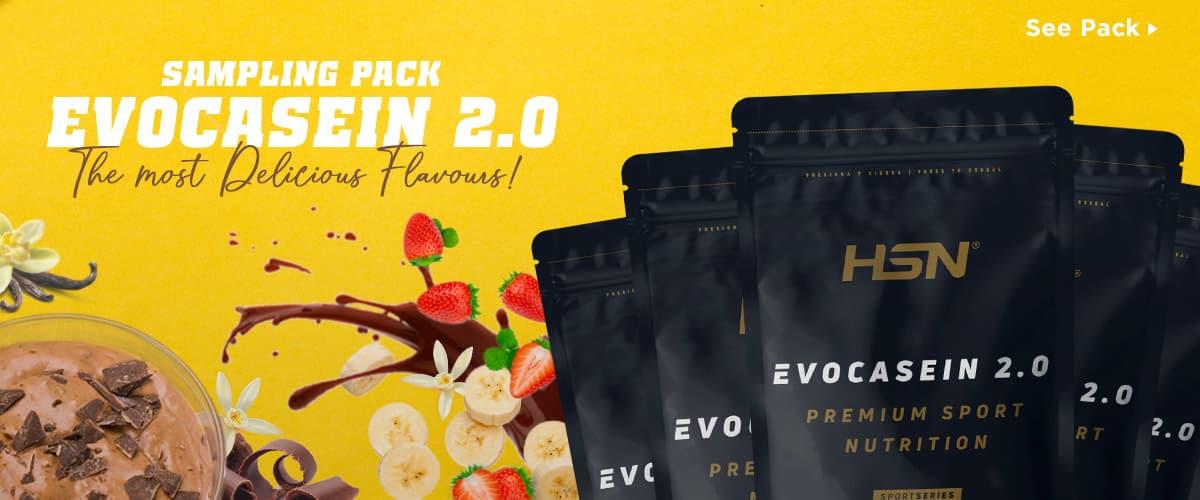 Evocasein 2.0 Sampling Pack
