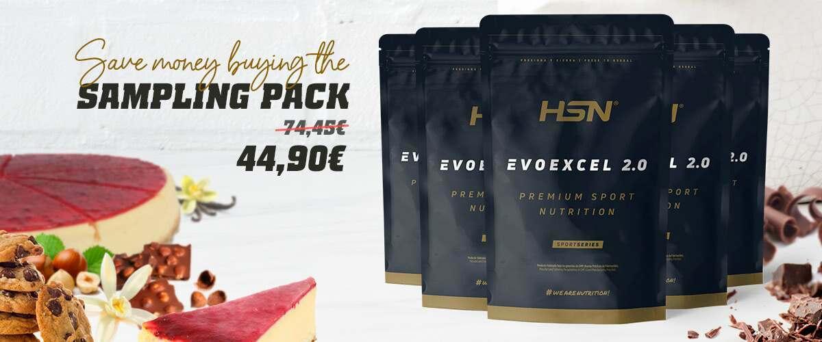 Sampling Packs Evoexcel