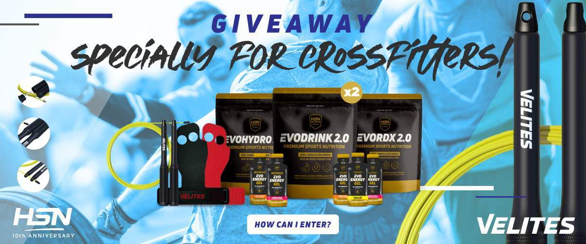 Special Crossfit Giveaway