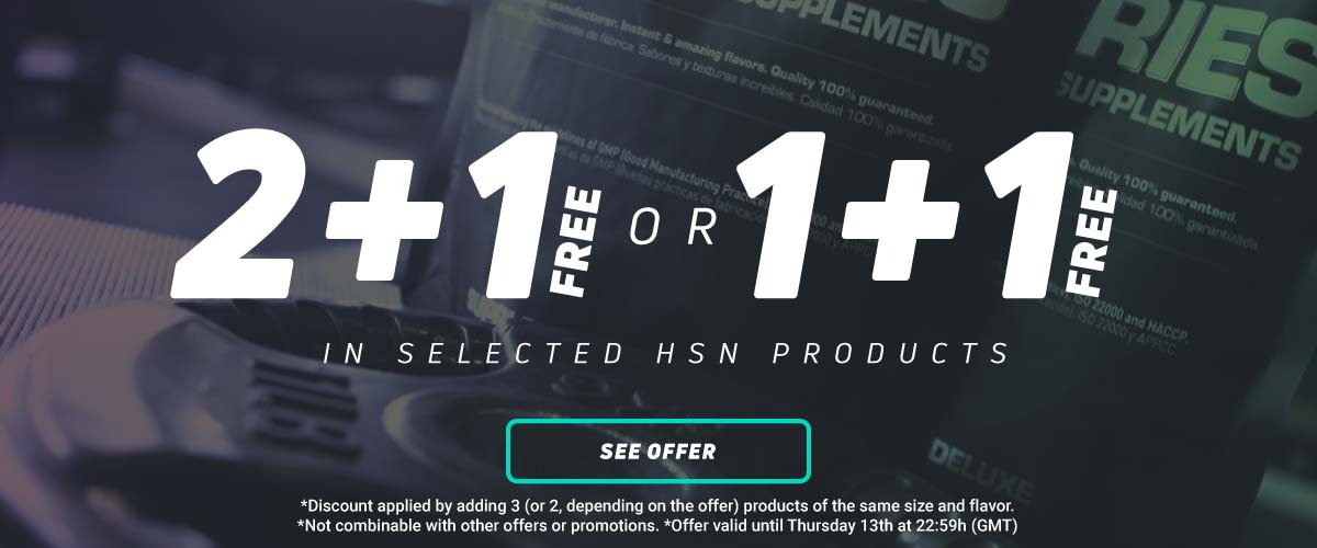 HSN Selected Products 2 + 1 for FREE or 1+1 for FREE