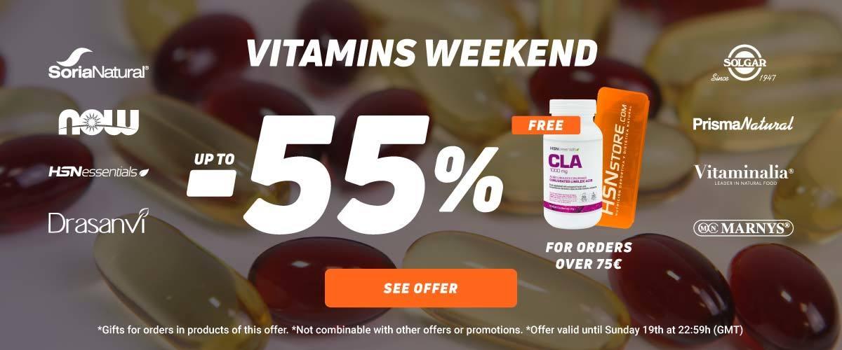 Vitamins Weekend