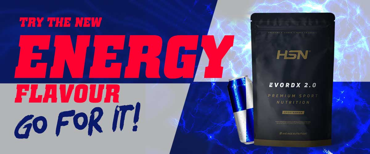 New Energy Flavour Evodrx HSNsports