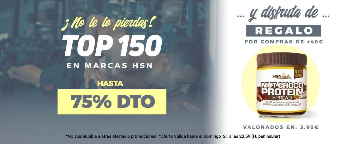 Top 150 HSN