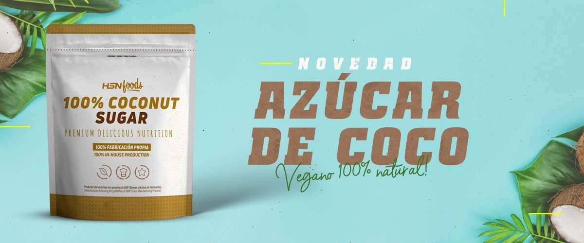 100% AZÚCAR DE COCO