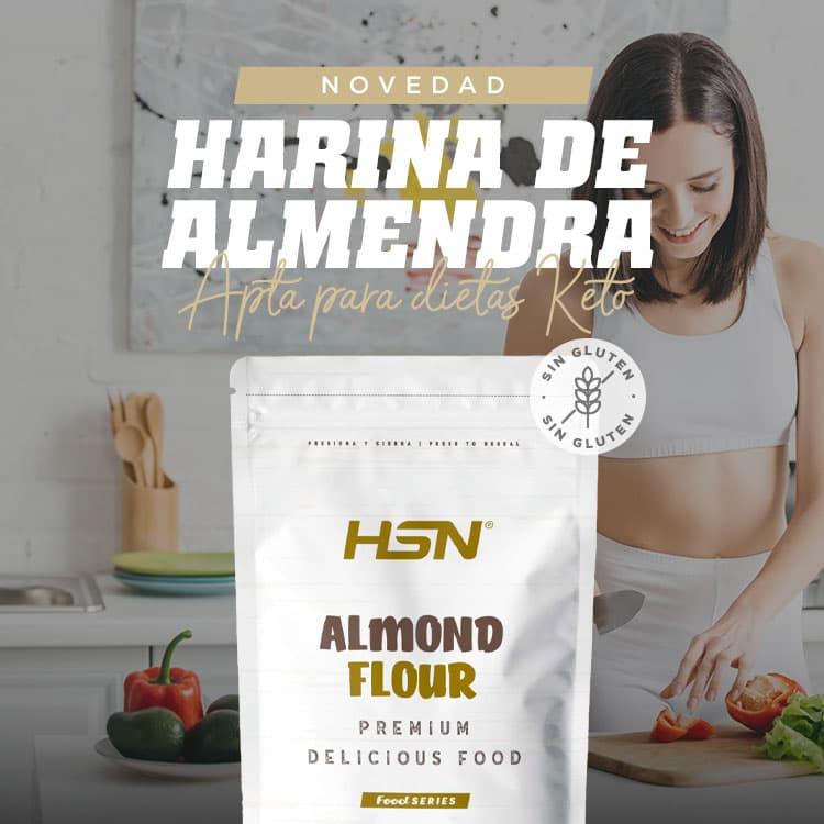 Novedad Harina de Almendra de FoodSeries