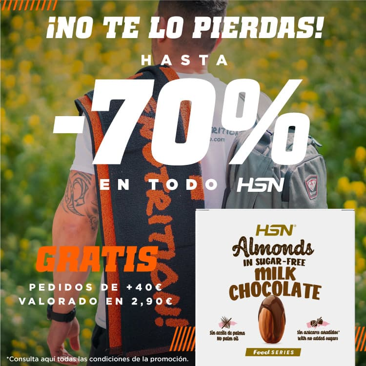 Promo Hasta 70% HSN
