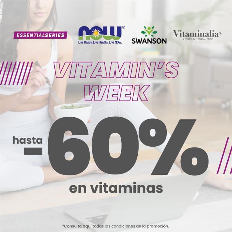 ¡Vitamins Week!