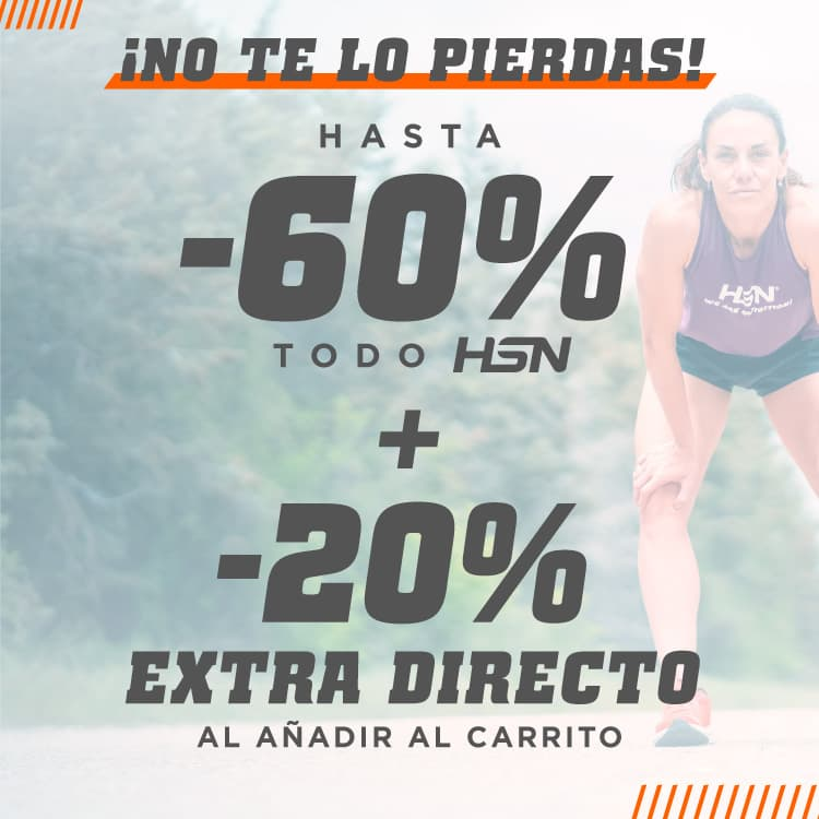 Promo 60% HSN + 20% Extra