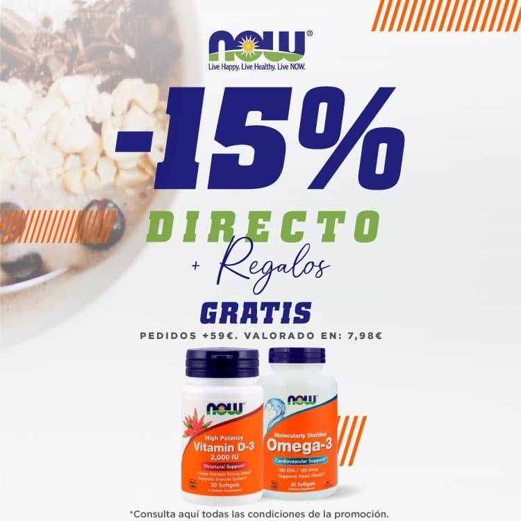 Now Foods Promo