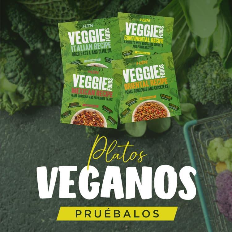 Platos Veganos Pruebalos