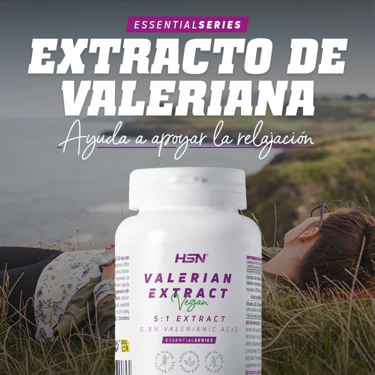 Novedad Extracto de Valeriana de EssentialSeries