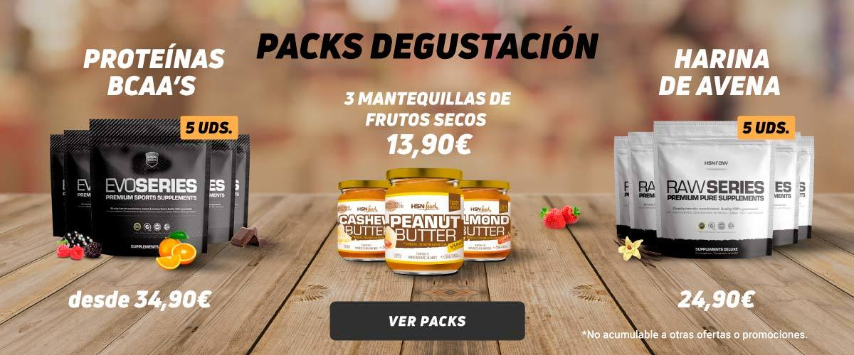 Packs Degustación