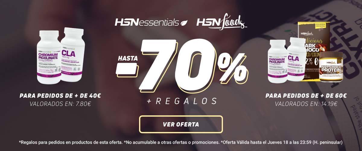 -70% HSN Essentials & Foods