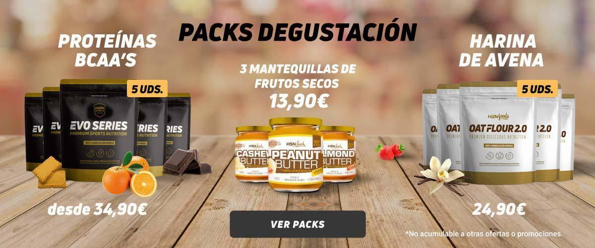 Packs Degustación