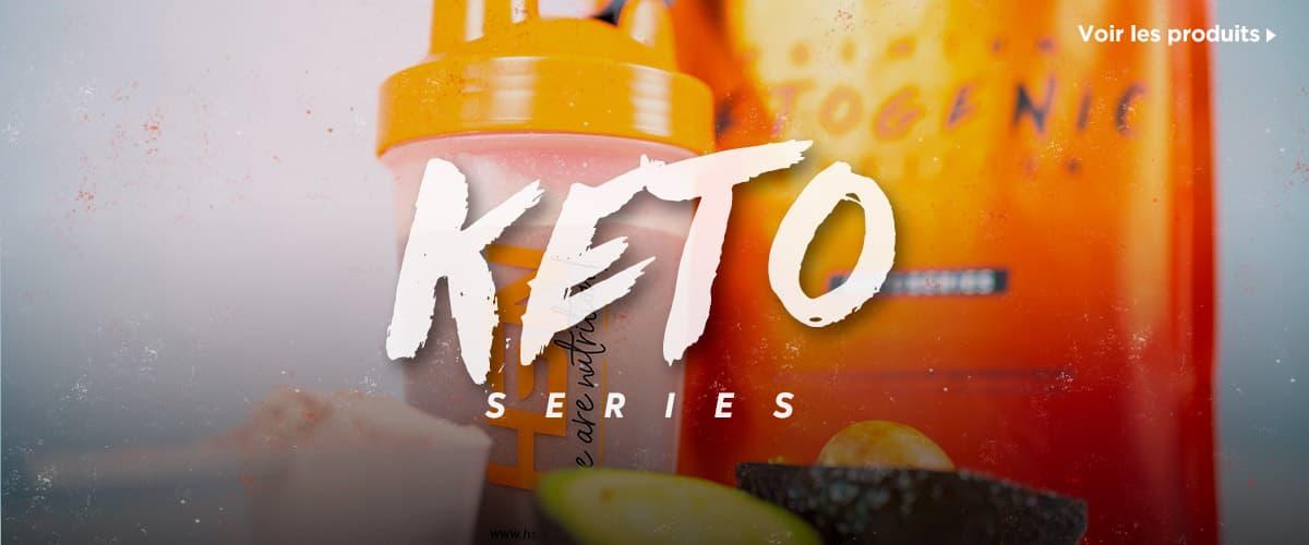 Découvrez les produits KetoSeries