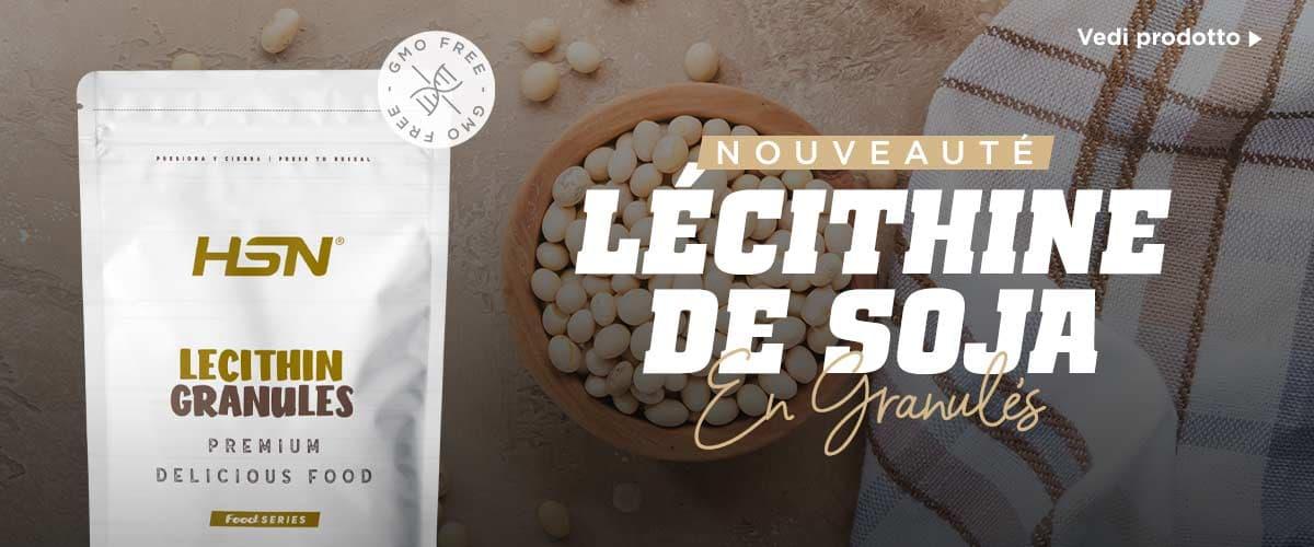 Acheter Lécithine de Soja Granulée