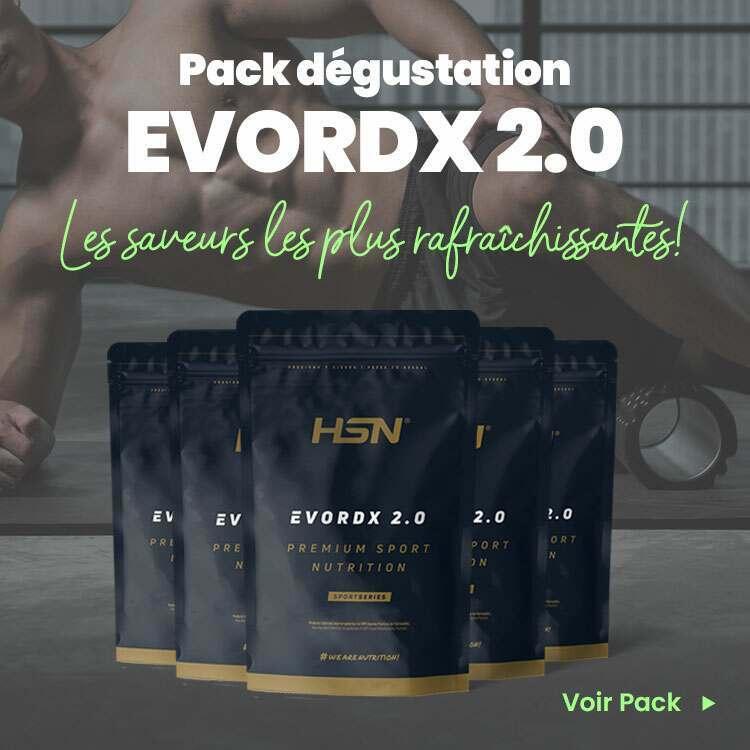 EVORDX 2.0 - Pack Dégustation
