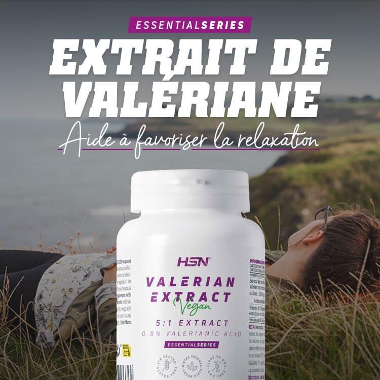 Nouveauté Extrait de Valériane EssentialSeries