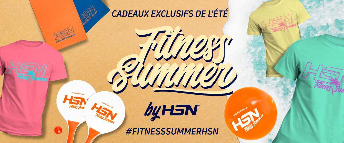 HSN  #FitnessSummer