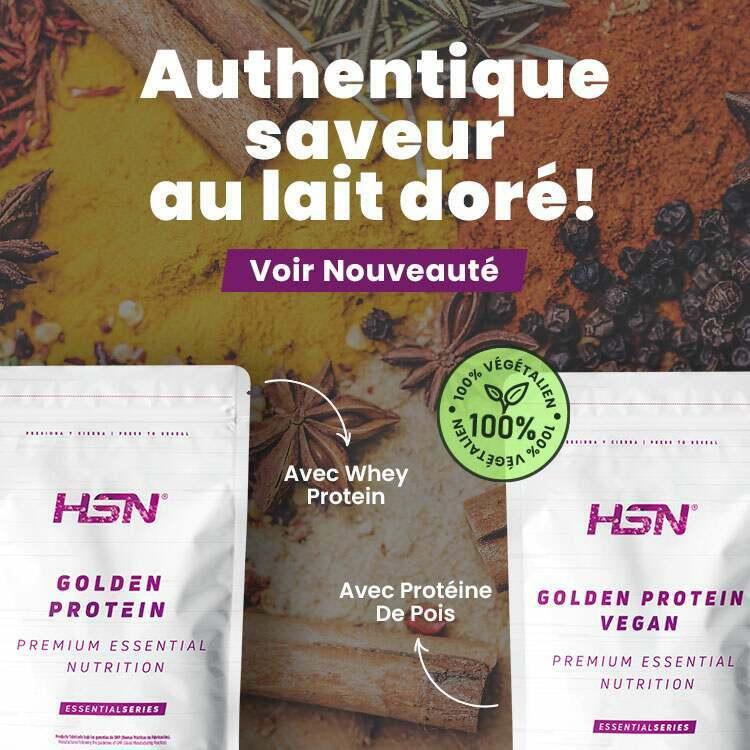 Nouveauté Golden Protein EssentialSeries