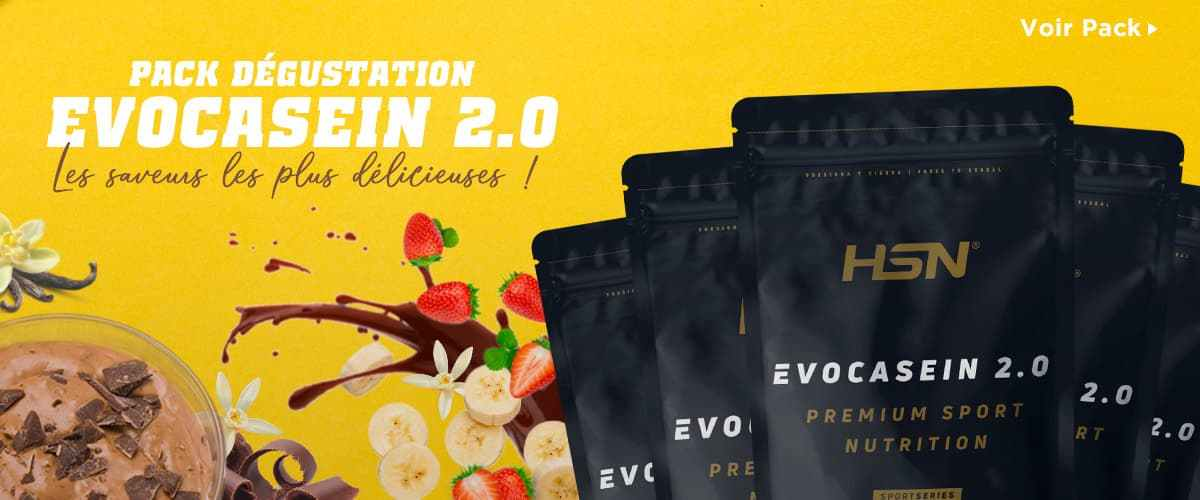 Pack Dégustation d'Evocasein 2.0